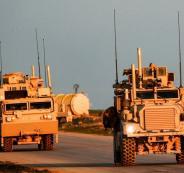شاحنات امريكية تدخل سوريا