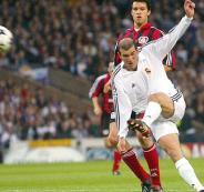 زين الدين زيدان أفضل لاعب في تاريخ كرة القدم