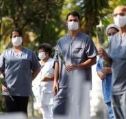 اصابات بفيروس كورونا في  البرازيل