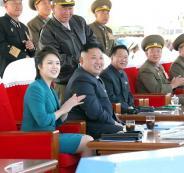 زوجة الزعيم الكوري الشمالي