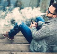 وفيات السجائر الالكترونية