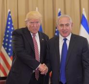 ترامب واسرائيل