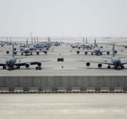 توسيع قاعدة العديد الامريكية في قطر