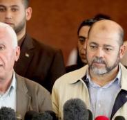 الورقة المصرية للمصالحة الفلسطينية
