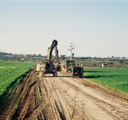توغل للجرافات الاسرائيلية في غزة