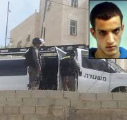 مداهمة منزل الشهيد عدي ابو جمل في القدس