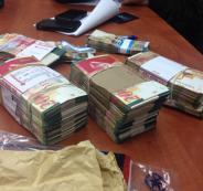 سرقة آلاف الشواقل في جنين