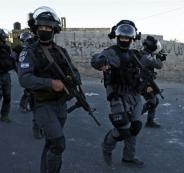 اعتقال عمال فلسطينيين داخل اسرائيل