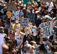 التظاهرات في استراليا