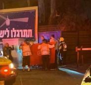 اصابة شاب برصاص الاحتلال في الخضيرة