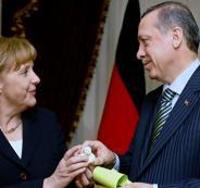 المانيا وتركيا