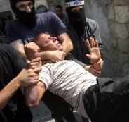الشرطة الاسرائيلية والعيسوية