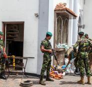 سريلانكا الارهابية