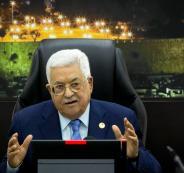 عباس والحكومة الفلسطينية
