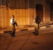 اعتداءات الاحتلال في الخليل