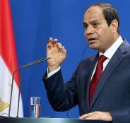 السيسي والاعلام المصري