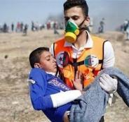 شهداء مسيرات العودة في غزة من الأطفال