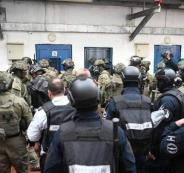 اصابة اسرى في اعتداء لقوات الاحتلال في سجن النقب