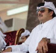 امير قطر والغوطة الشرقية