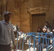 الاحتلال يعتقل 6 فتيات من المسجد الأقصى