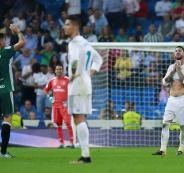 ريال مدريد يواصل نزيف النقاط بالهزيمة على ملعبه أمام بيتيس
