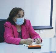 وزارة الصحة ومستشفى الهلال الاحمر