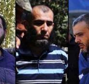 تنفيذ حكم الإعدام بقتلة فقها أمام 1000 بغزة
