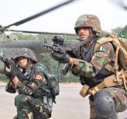 الجيش الباكستاني في السعودية
