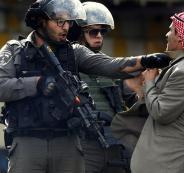 اعتقال مسن في الخليل