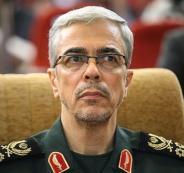 رئيس اركان الجيش الايراني واغلاق مضيق هرمز