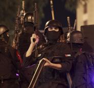 مصرع رجال امن اردنيين في السلط