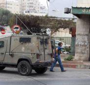 اعدام شاب فلسطيني في البيرة