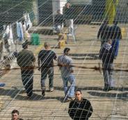 أسرى مجدو يشتكون من الاكتظاظ المتزايد داخل أقسام المعتقل