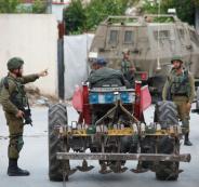 جيش الاحتلال ينصب حواجز في الخليل