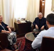 الاردن يقرر منع السفيرة الاسرائيلية وطاقمها من العودة الى عمان