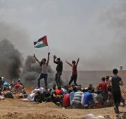 غارات اسرائيلي على غزة