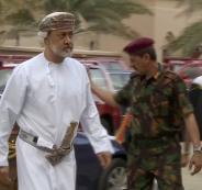 السلطان بن تيمور وبشار الأسد