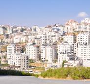 بناء المنازل في فلسطين
