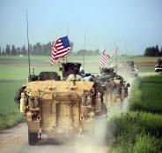 قوات امريكية في سوريا وتركيا