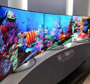 الكشف عن اكبر شاشة OLED في العالم