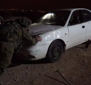 اعتقال شاب ومصادرة مركبته في رام الله