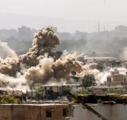 القصف على إدلب