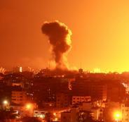 روسيا واسرائيل وقطاع غزة
