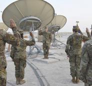 الجيش الامريكي وقوة فضائية في قطر