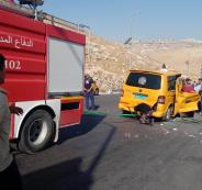 حوادث السير في فلسطين