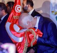 قيس سعيد والقضية الفلسطينية
