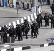 اعتقالات في مخيم شعفاط بالقدس