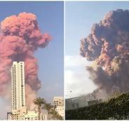 انفجارات بيروت