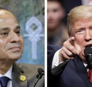 عقوبات امريكية على مصر