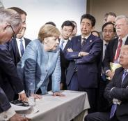 ترامب يفرض ضرائب على السلع الاوروبية